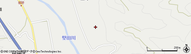 大分県佐伯市青山7310周辺の地図