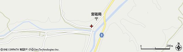 大分県竹田市次倉4427周辺の地図