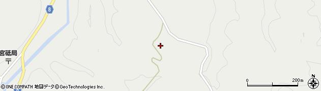 大分県竹田市次倉2710周辺の地図