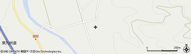 大分県佐伯市青山7518周辺の地図