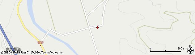 大分県佐伯市青山7521周辺の地図