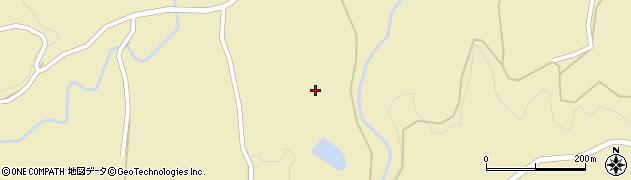 大分県竹田市倉木1716周辺の地図