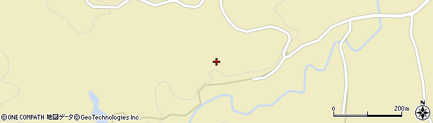 大分県竹田市倉木591周辺の地図