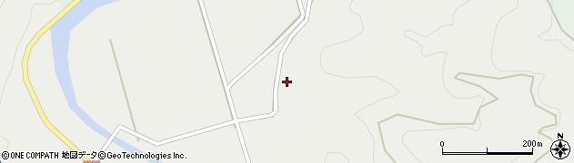 大分県佐伯市青山8059周辺の地図