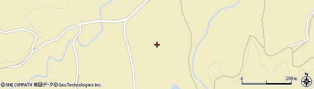 大分県竹田市倉木1682周辺の地図
