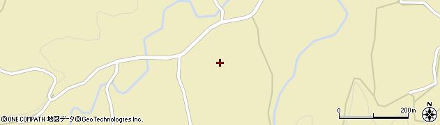大分県竹田市倉木1643周辺の地図