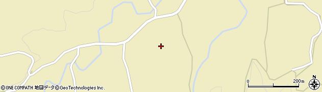 大分県竹田市倉木1645周辺の地図