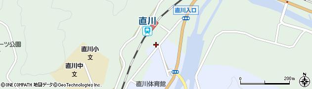 大分県佐伯市直川大字赤木28周辺の地図