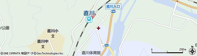 大分県佐伯市直川大字赤木24周辺の地図