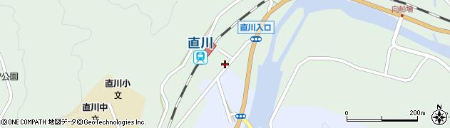 大分県佐伯市直川大字上直見630周辺の地図