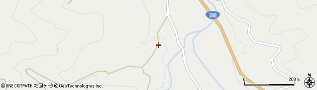 大分県佐伯市木立2342周辺の地図