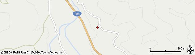 大分県佐伯市木立2626周辺の地図