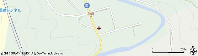 大分県佐伯市堅田524周辺の地図