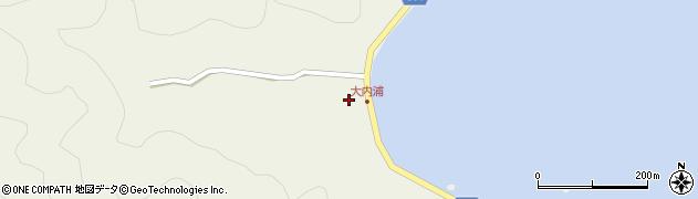 大分県佐伯市米水津大字色利浦236周辺の地図