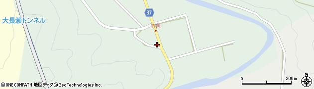 大分県佐伯市堅田538周辺の地図