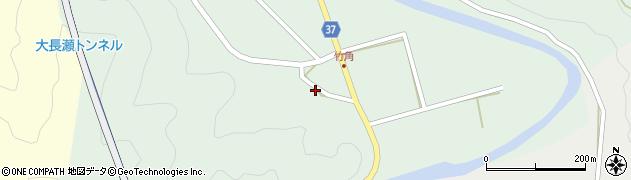 大分県佐伯市堅田569周辺の地図