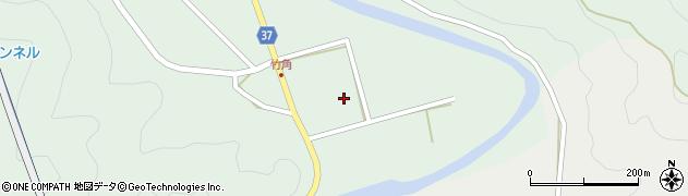 大分県佐伯市堅田487周辺の地図
