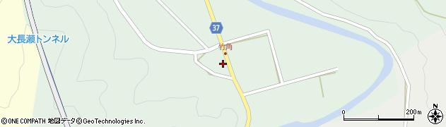大分県佐伯市堅田467周辺の地図
