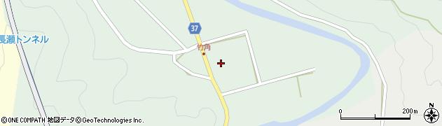 大分県佐伯市堅田519周辺の地図