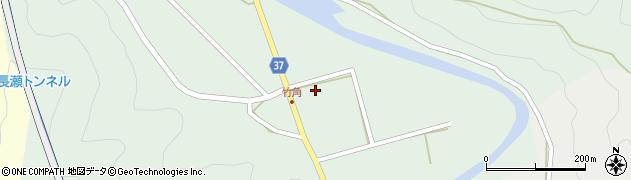 大分県佐伯市堅田460周辺の地図