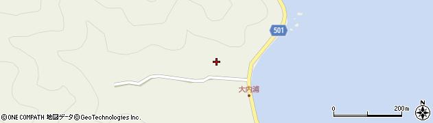 大分県佐伯市米水津大字色利浦11周辺の地図