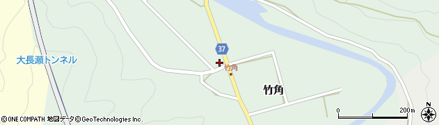 大分県佐伯市堅田602周辺の地図