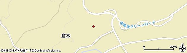 大分県竹田市倉木929周辺の地図