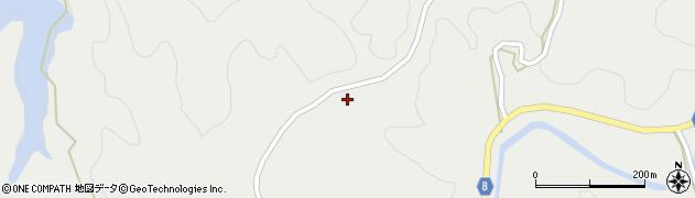 大分県竹田市次倉3378周辺の地図