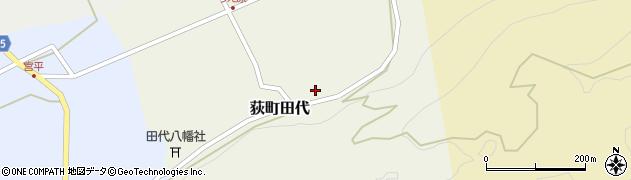 大分県竹田市荻町田代4421周辺の地図