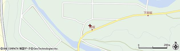 大分県佐伯市堅田1234周辺の地図