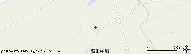 大分県竹田市荻町柏原3093周辺の地図