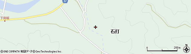 大分県佐伯市堅田1939周辺の地図