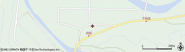 大分県佐伯市堅田1248周辺の地図