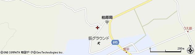大分県竹田市荻町瓜作4575周辺の地図
