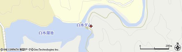 大分県竹田市次倉9792周辺の地図