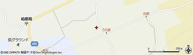 大分県竹田市荻町田代4447周辺の地図