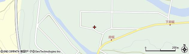 大分県佐伯市堅田1073周辺の地図