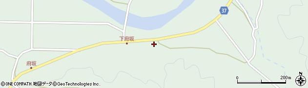大分県佐伯市堅田1521周辺の地図