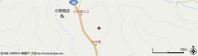 大分県佐伯市木立2687周辺の地図