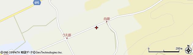 大分県竹田市荻町田代4298周辺の地図