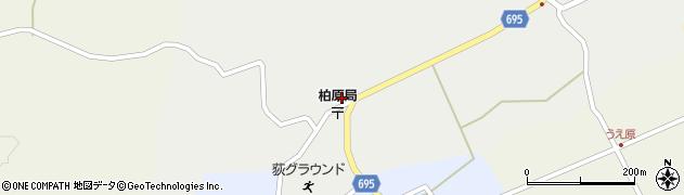 大分県竹田市荻町瓜作4567周辺の地図