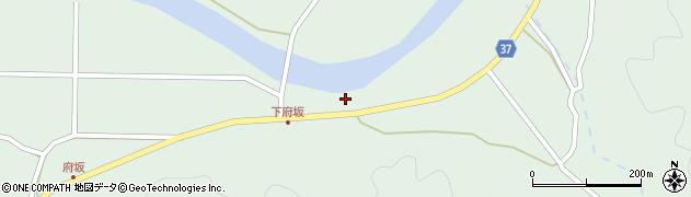 大分県佐伯市堅田1518周辺の地図