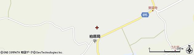 大分県竹田市荻町瓜作4638周辺の地図