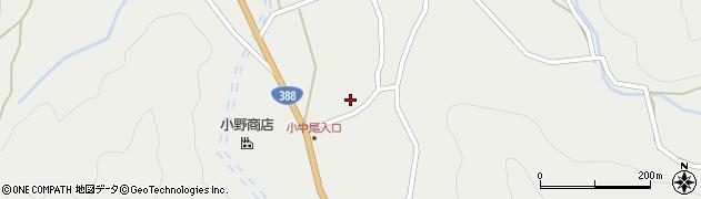 大分県佐伯市木立2723周辺の地図