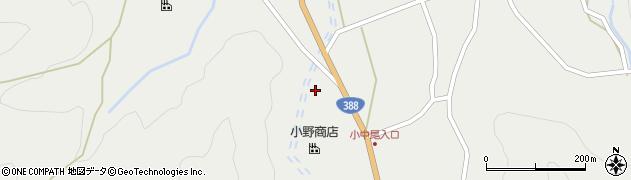 大分県佐伯市木立2137周辺の地図