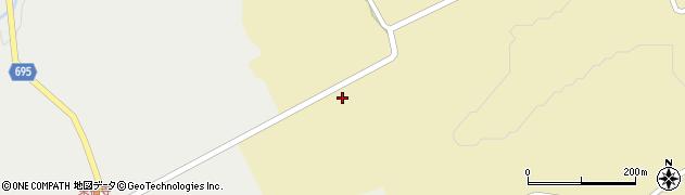 大分県竹田市荻町西福寺5606周辺の地図