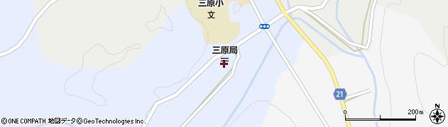 三原郵便局 ATM周辺の地図