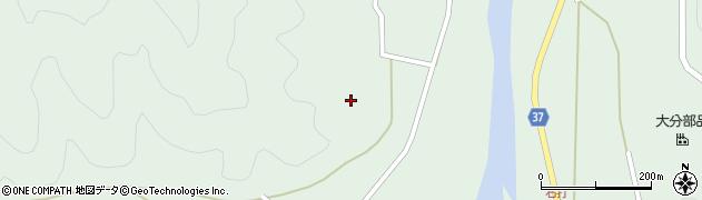 大分県佐伯市堅田2773周辺の地図