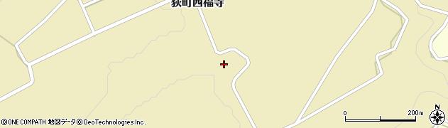 大分県竹田市荻町西福寺5700周辺の地図