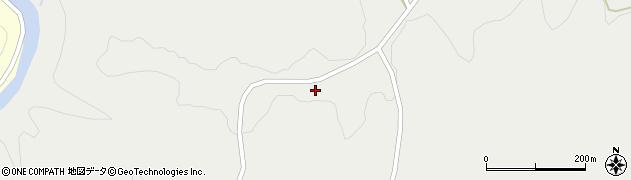 大分県竹田市次倉1199周辺の地図